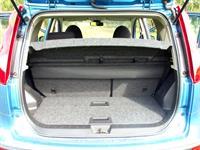 Полки багажника ковролином вверх