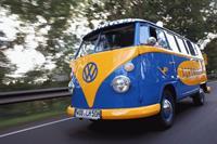 Празднование юбилея Volkswagen Transporter в Ганноверe, фото 5