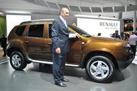 Продан 50-тысячный внедорожник Renault Duster, фото 1