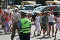 За четыре месяца этого года на дорогах России погибло 159 детей, фото 1
