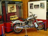 Мотоцикл Юрия Никулина