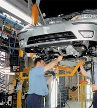 200 тысячный Ford Focus сошел с российского конвеера, фото 1