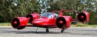 Moller M400X Skycar