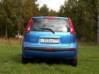 Nissan Note: Стильная машина для разборчивого семьянина, фото 10