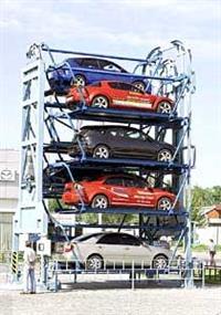 В Москве построят компактные парковки, фото 1