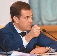 Медведев за инновации в автопроме, фото 1