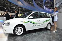 АвтоВАЗ отправил заказчику первые пять электромобилей, фото 1