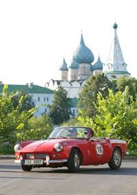 VII международное ралли классических автомобилей «Золотое кольцо» завершилось, фото 7