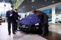 Презентация Peugeot 508 в «Бретань Авто», фото 1