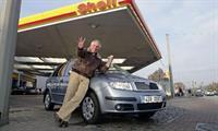 Первые автозаправки Shell в Москве , фото 1