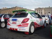 Ралли Россия в Выборге – Peugeot на подиуме, фото 2