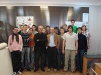 Мэтры итальянского дизайна высоко оценили работы студентов из Строгановки  , фото 1