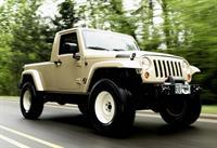 Jeep построил новый внедорожный пикап Wrangler JT, фото 1