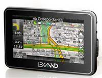 Навигаторы с «пробками» и функционалом мобильника: Lexand Si-512 Pro и Si-515 Pro, фото 1