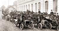 Skoda auto празднует 100 лет , фото 3