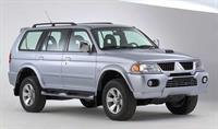 Mitsubishi отзывает более 35 тыс. внедорожников Pajero Sport, фото 1