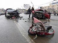 Россияне не верят результатам следствия по ДТП на Ленинском проспекте, фото 1