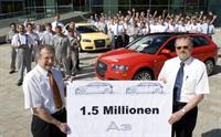 1,5-милионный Audi A3
