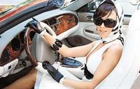 Анастасия Заворотнюк спасет мир на красном «Jaguar», фото 8