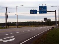 Финны испугались дорожных указателей на русском языке, фото 1