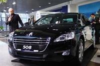 Презентация Peugeot 508 в «Бретань Авто», фото 2