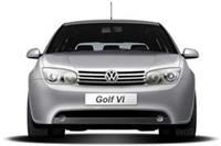Volkswagen «раскрыл» Golf VI , фото 1