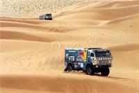 Россияне атакуют по всем фронтам -  итоги ралли «Abu Dhabi Desert Challenge 2011», фото 8