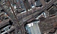 На площади Трех вокзалов изменят схему движения транспорта , фото 1