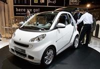 DaimlerChrysler отзывает 1 650 автомобилей Smart, фото 1