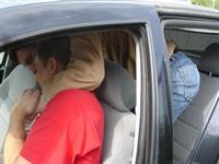 Приемы самообороны в автомобиле, фото 3