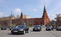 Audi подарила ГМИИ им. Пушкина обновленный А8, фото 5