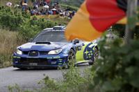 Subaru крупно не повезло на Ралли Германия, фото 3
