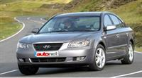 Hyundai Sonata лишилась одного из двигателей, фото 1