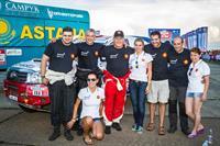 Команда 4RALLY на финише ралли «Шелковый путь 2012», фото 5