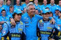 Команда Renault F1 Team объявляет о переменах в 2007 году, фото 1