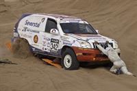Ралли OiLibya of Morocco 2011: Сенсации первой половины гонки!, фото 3