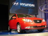 Hyundai Elantra и Verna признаны самыми экологичными автомобилями 2007 года, фото 1