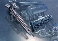 Система впрыска Bosch для дизельного болида Peugeot, фото 1