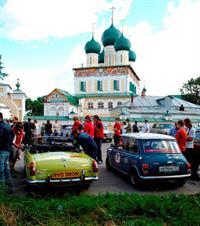 VI ралли классических автомобилей «Золотое кольцо», фото 6