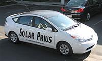 "Toyota Prius стала ""питаться"" от солнца, фото 1"