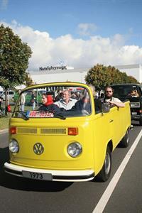 Празднование юбилея Volkswagen Transporter в Ганноверe, фото 4