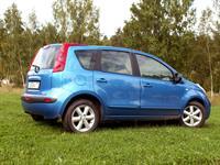 Nissan Note: Стильная машина для разборчивого семьянина, фото 3