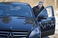 Тест-драйв Mercedes-Benz в «Целеево», фото 2