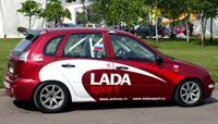 Lada Kalina примет участие в автокроссе, фото 2