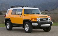Toyota FJ Cruiser заслужено признан самым лучшим внедорожником 2007 года, фото 1