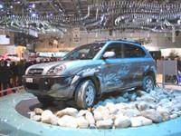 Hyundai Tucson – успехи и перспективы 2007, фото 1