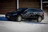 Тест-драйв Mercedes-Benz в «Целеево», фото 1