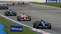 """Предварительный календарь """"Формулы-1"""" на 2008 год, фото 1"""