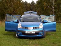 Nissan Note: Стильная машина для разборчивого семьянина, фото 21