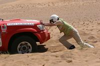 Женское  Ралли Газелей «Rallye Aicha des Gazelles» 2008 примет три российских экипажа!, фото 3